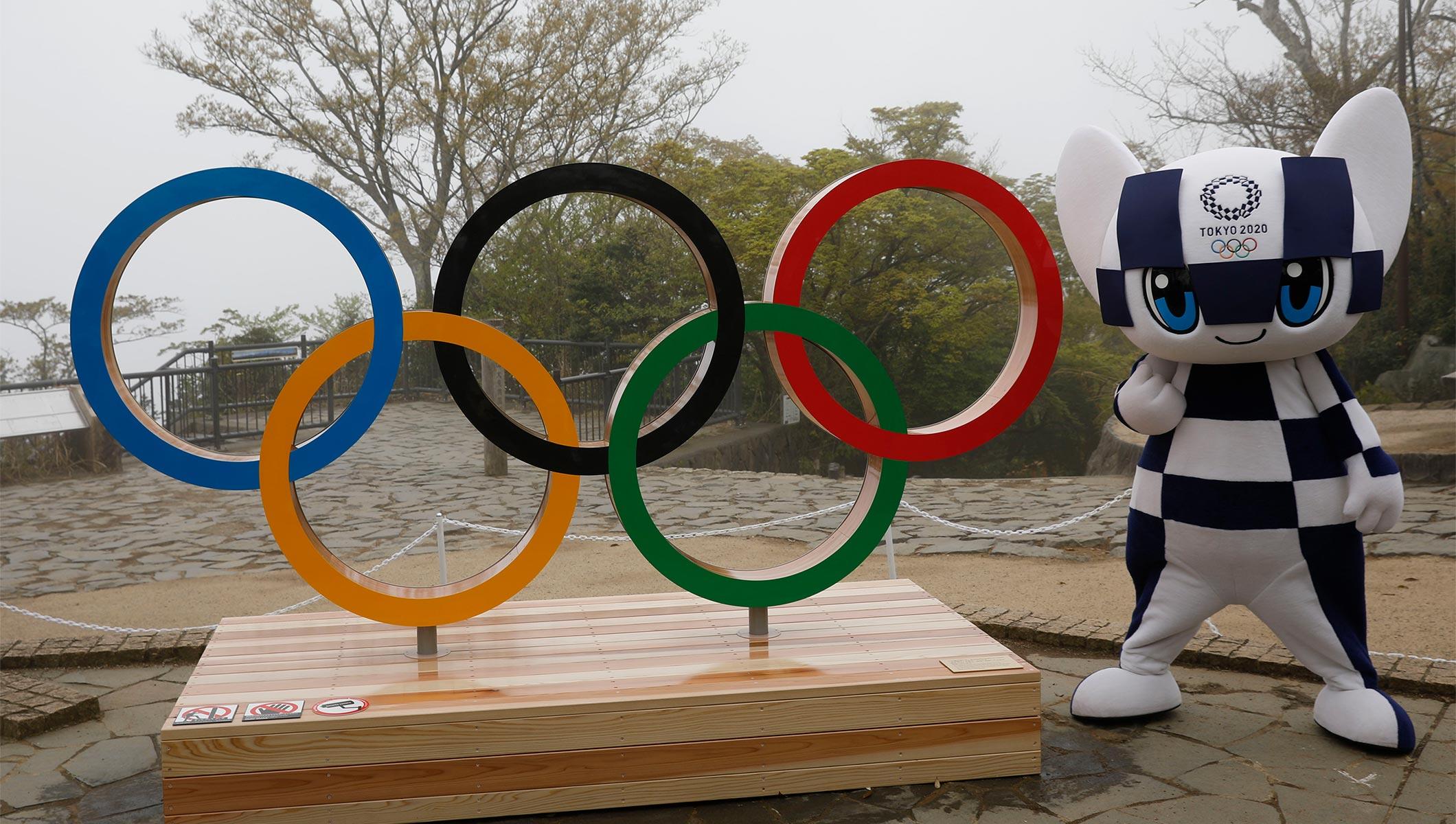 Tokyo 2020 mascot