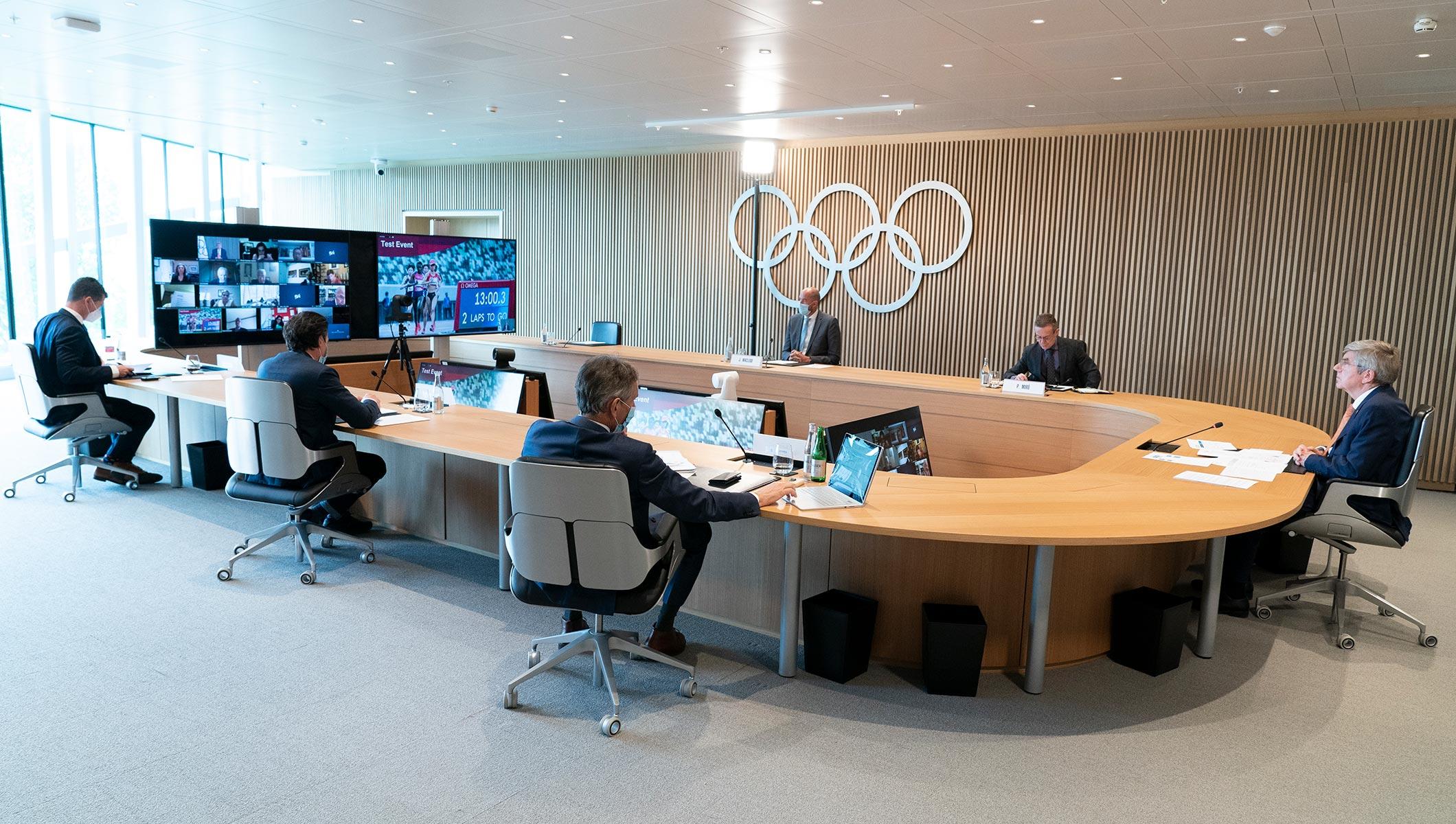IOC EB