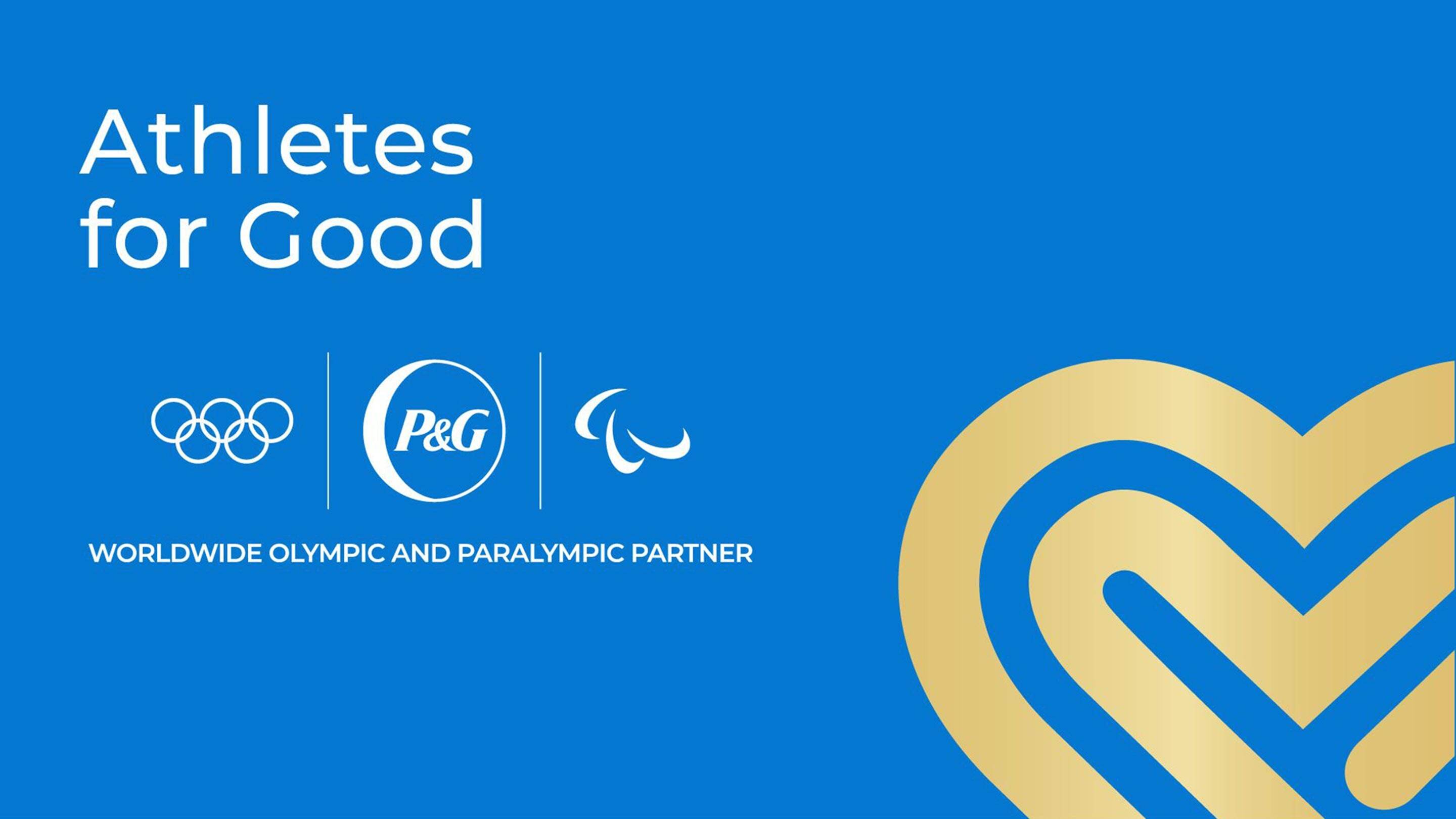 P&G Athletes for Good