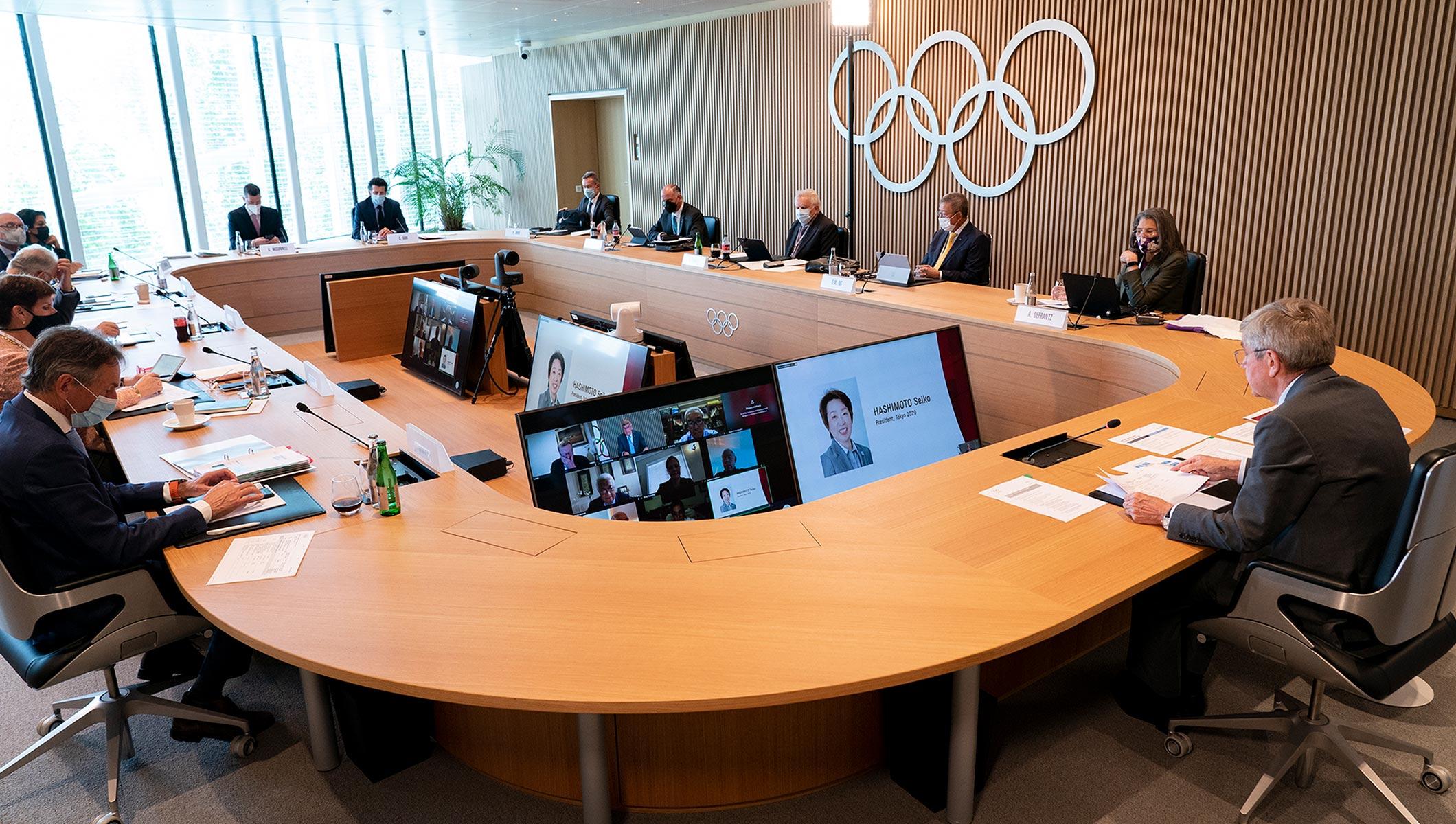 IOC Executive Board