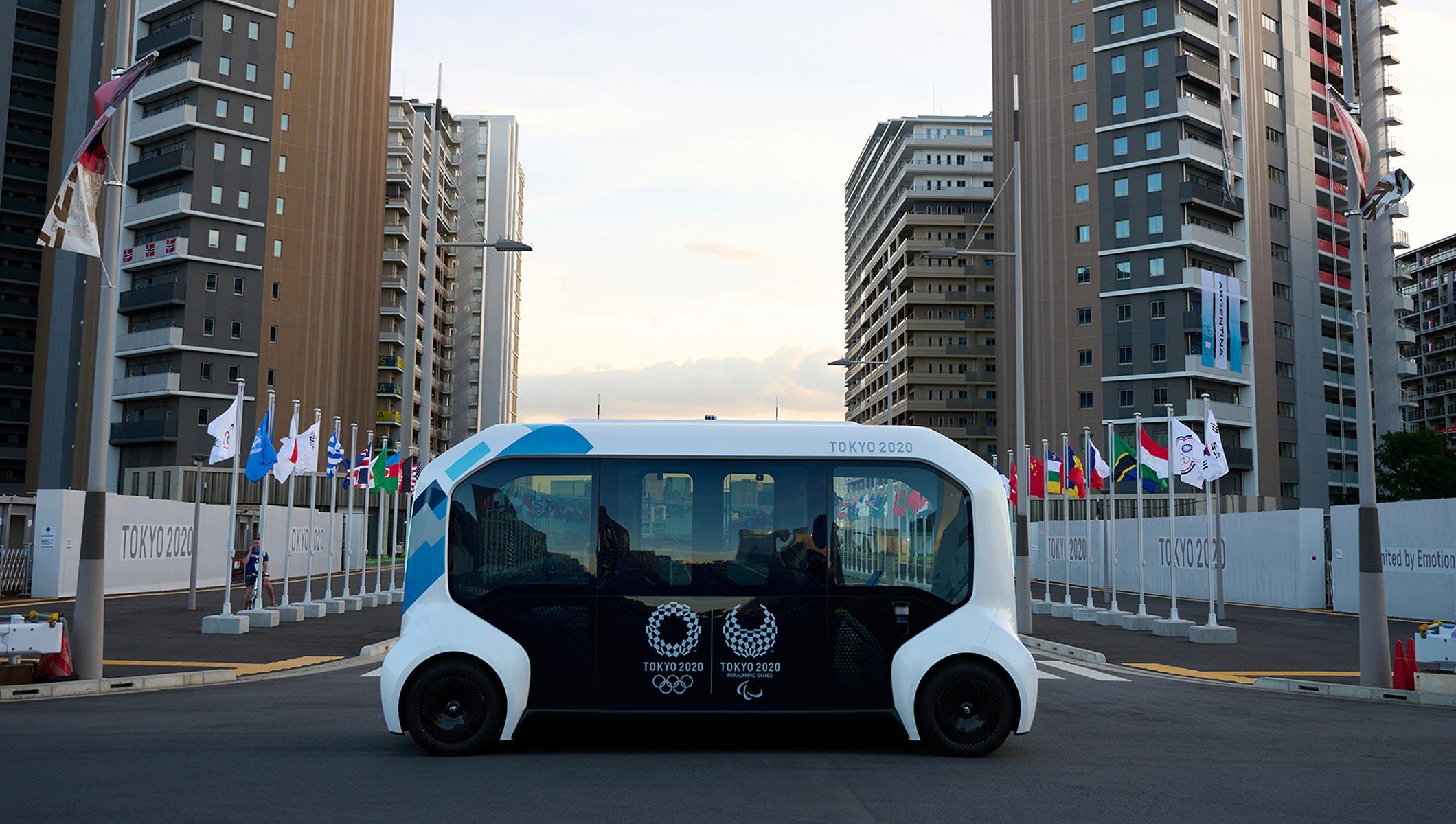 Tokyo 2020 Olympic Village
