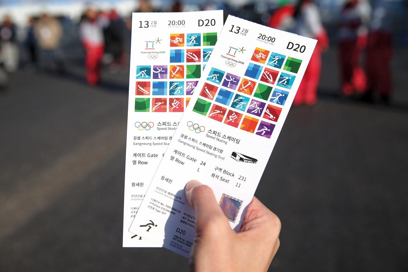 Olympic Tickets   IOC Ticketing Programmes