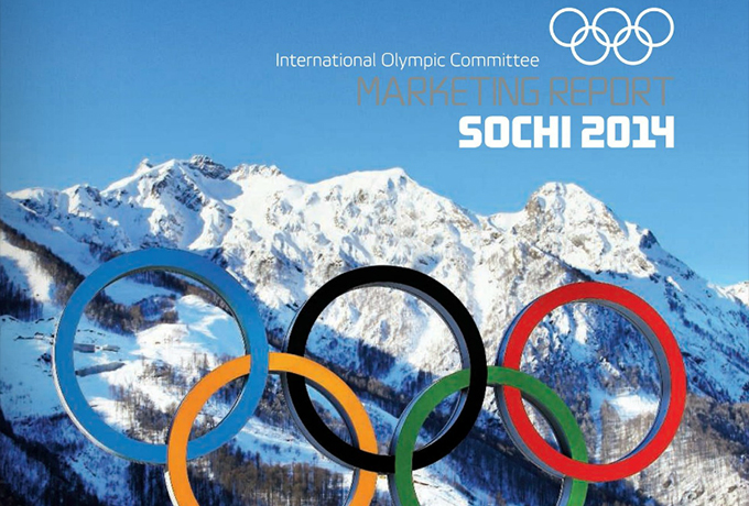 Marketing report Sochi 2014