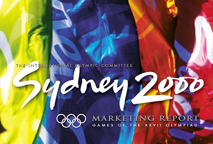 Marketing report Sydney 2000