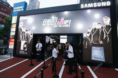 Sponsors Samsung