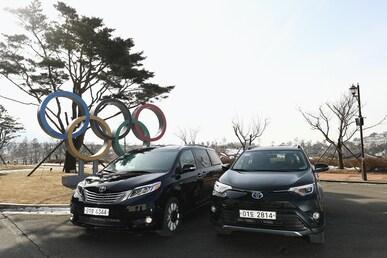 Sponsors Toyota