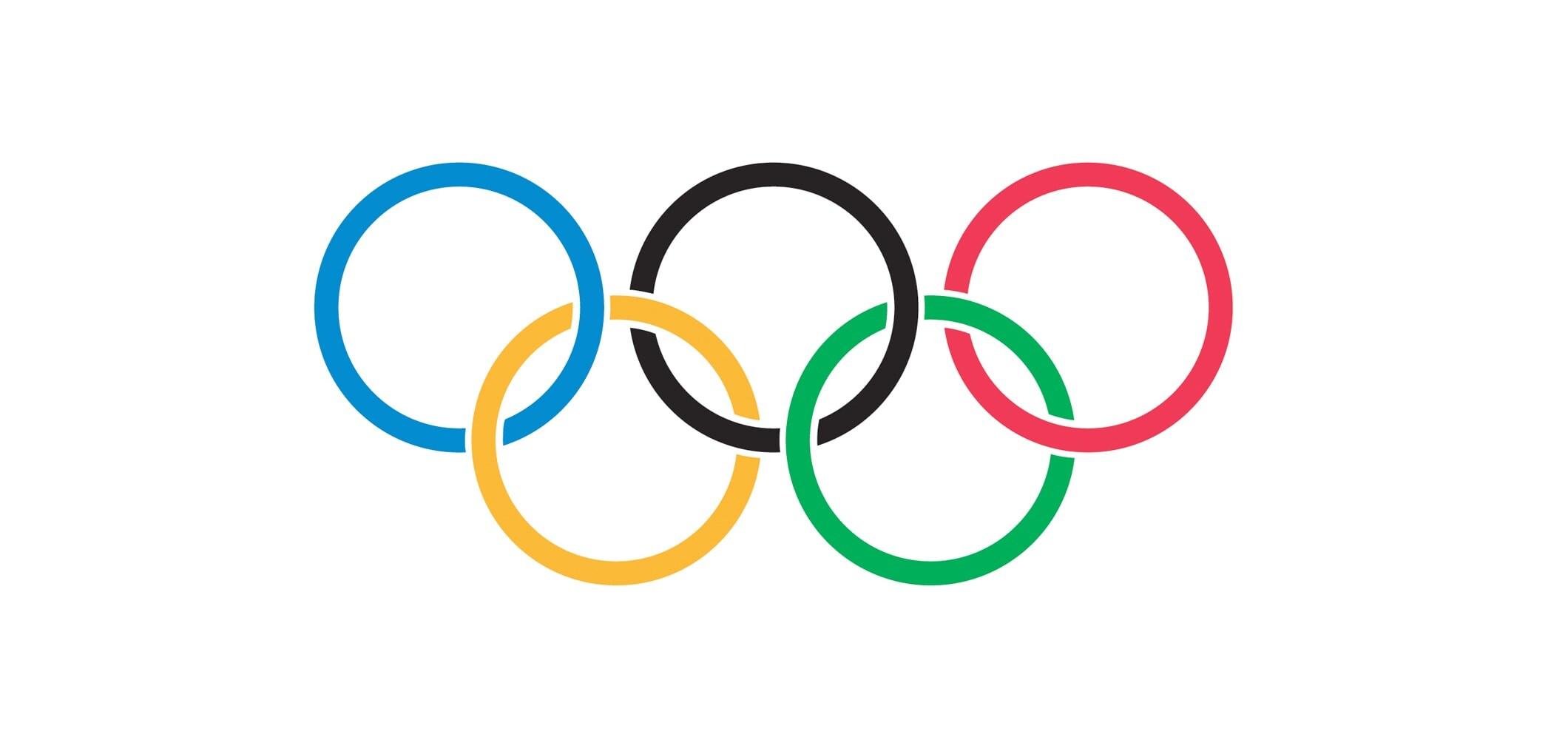 Les anneaux olympiques - 1986