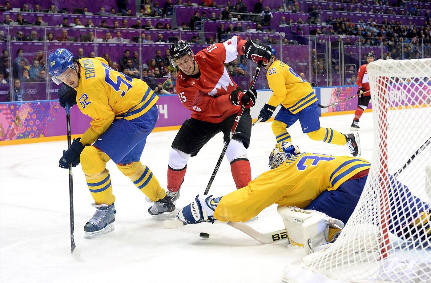 Ice Hockey Sochi 2014