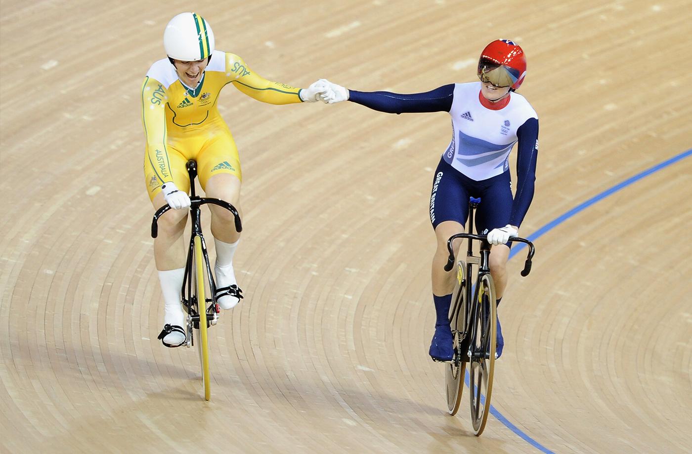 Cycling Track London 2012