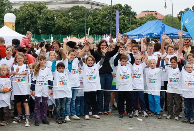 Journée Olympique, Allemagne 2013