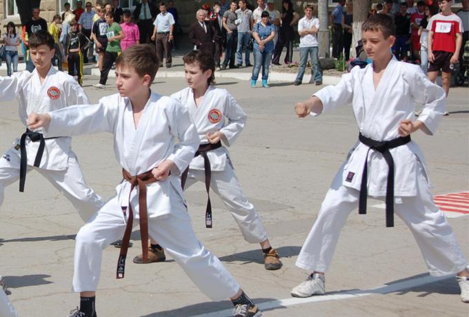 Journée Olympique, République de Moldavie 2014