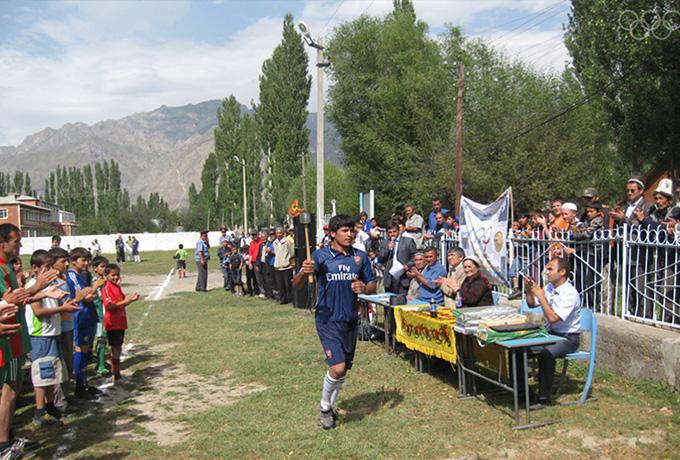 OVEP Tadjikistan