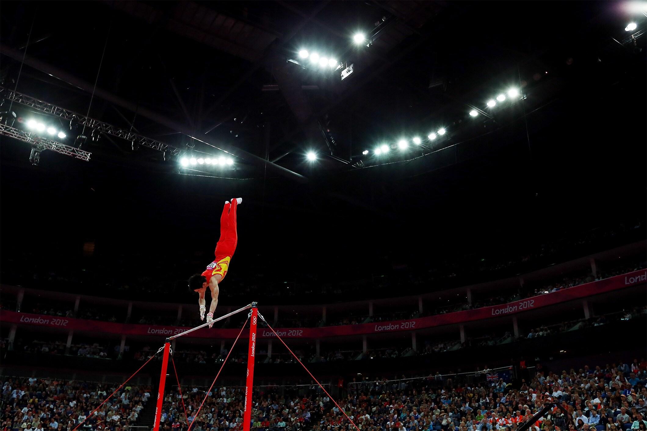 Gymnastics at London 2012