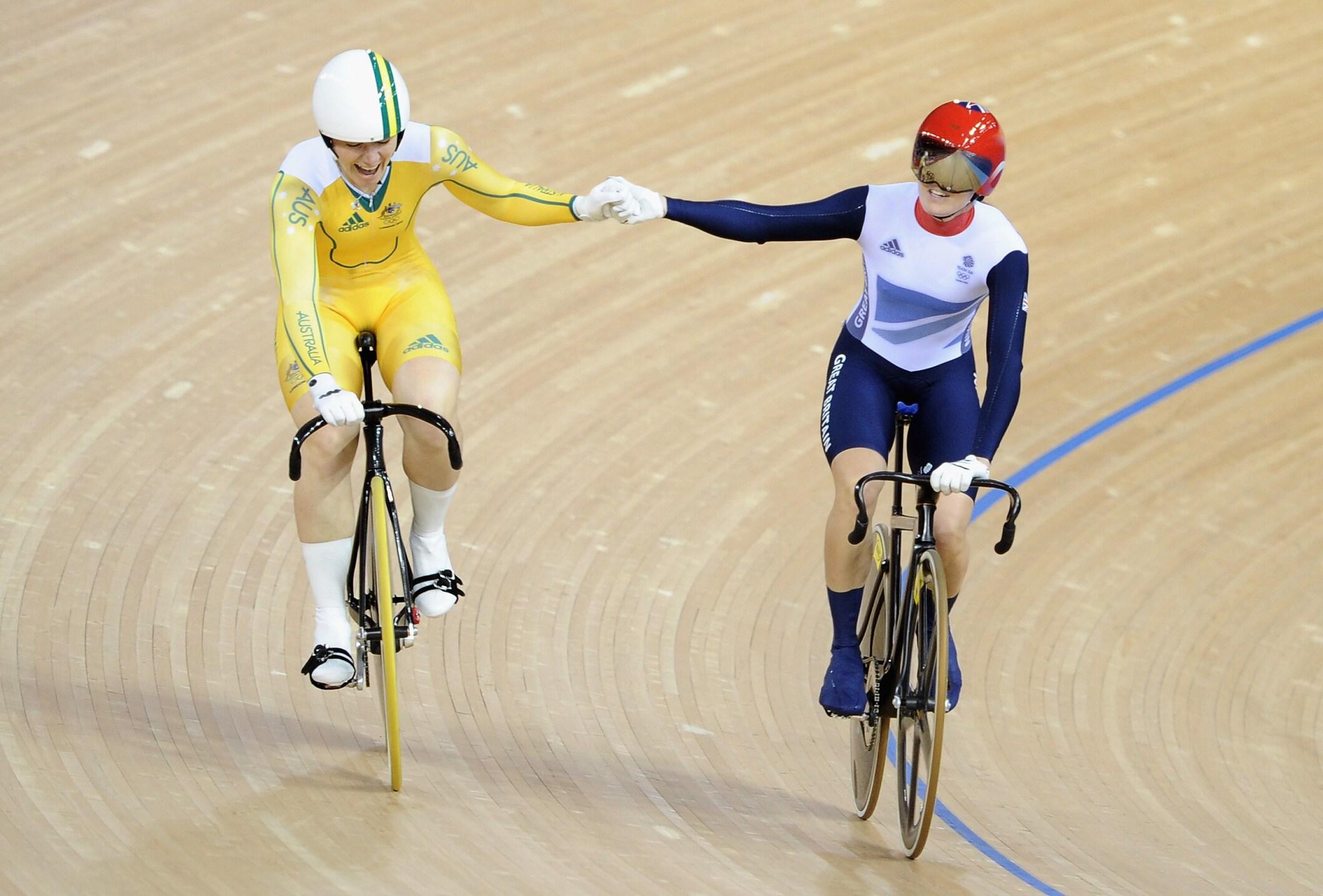 Cyclisme sur piste à Londres 2012