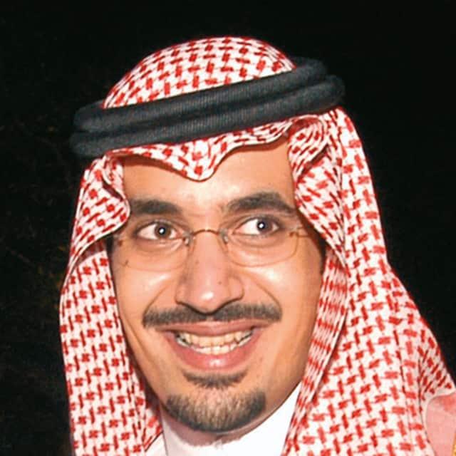 HRH Prince Nawaf Faisal Fahd ABDULAZIZ