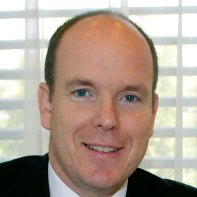 HSH the Sovereign Prince ALBERT II