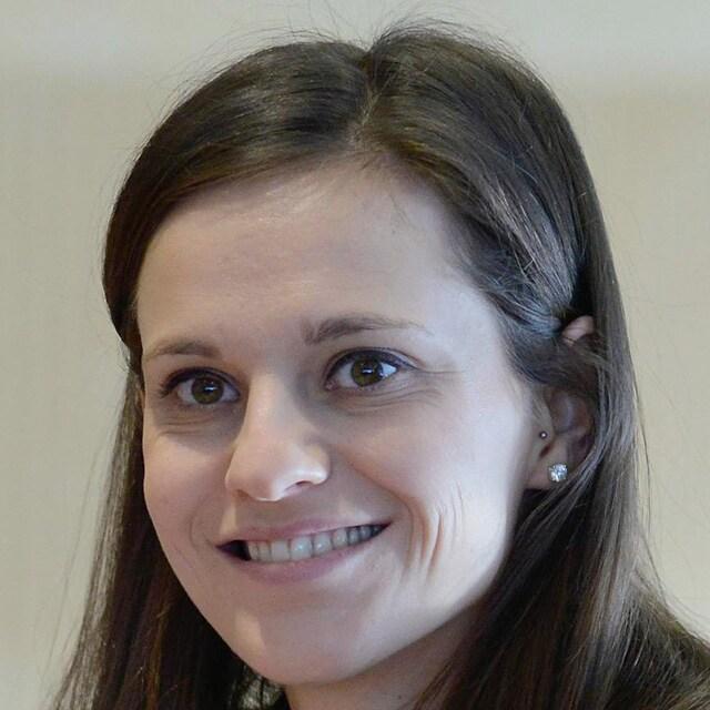 Madame Danka BARTEKOVA