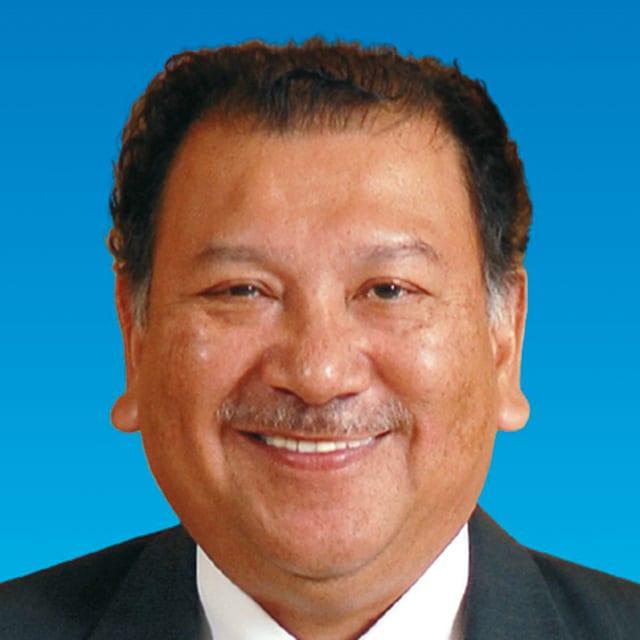 HRH Prince Tunku IMRAN