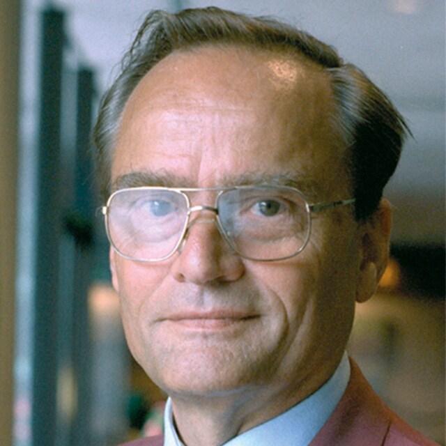 Professeur Arne LJUNGQVIST