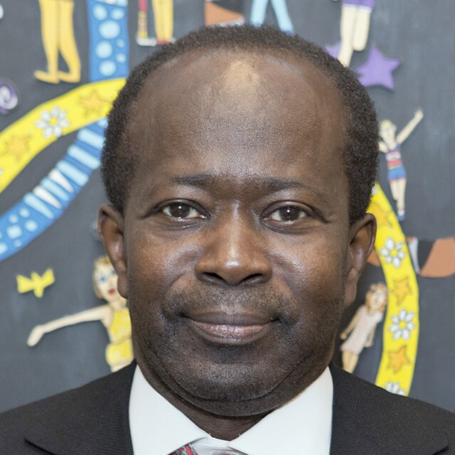 Monsieur Mamadou Diagna NDIAYE
