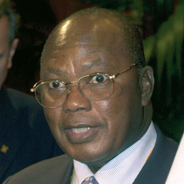 Intendant General Lassana PALENFO