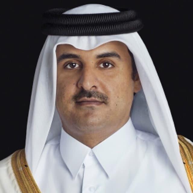 HH Sheikh Tamim Bin Hamad AL-THANI