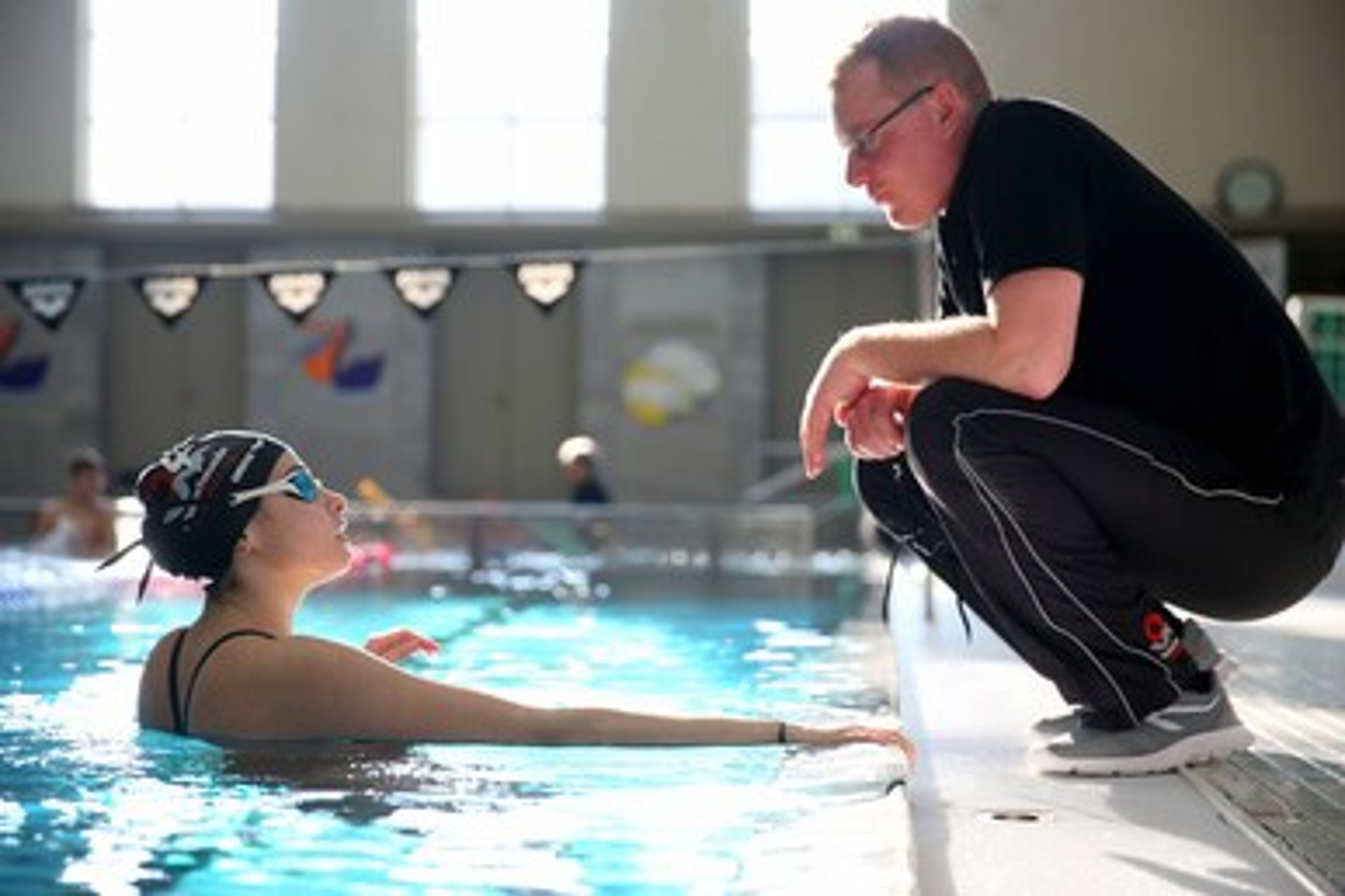 Une aventure olympique source d'inspiration pour la nageuse réfugiée Yusra Mardini