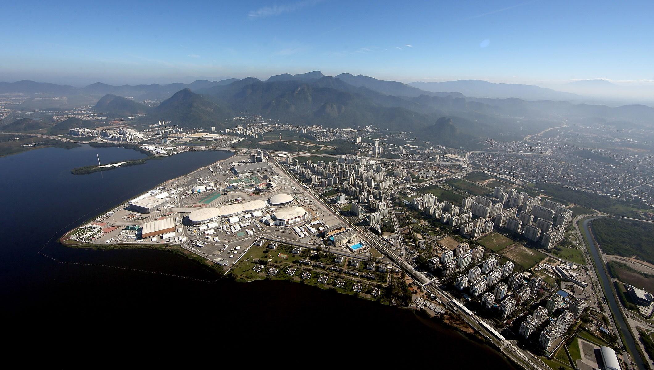 Rio 2016 - Olympic park