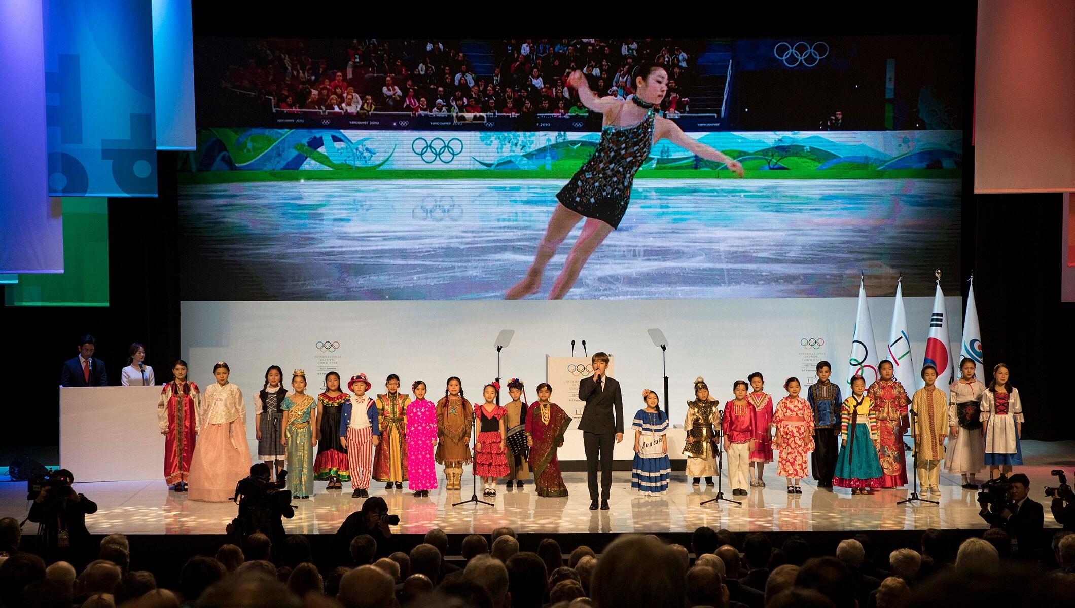 132 IOC Session