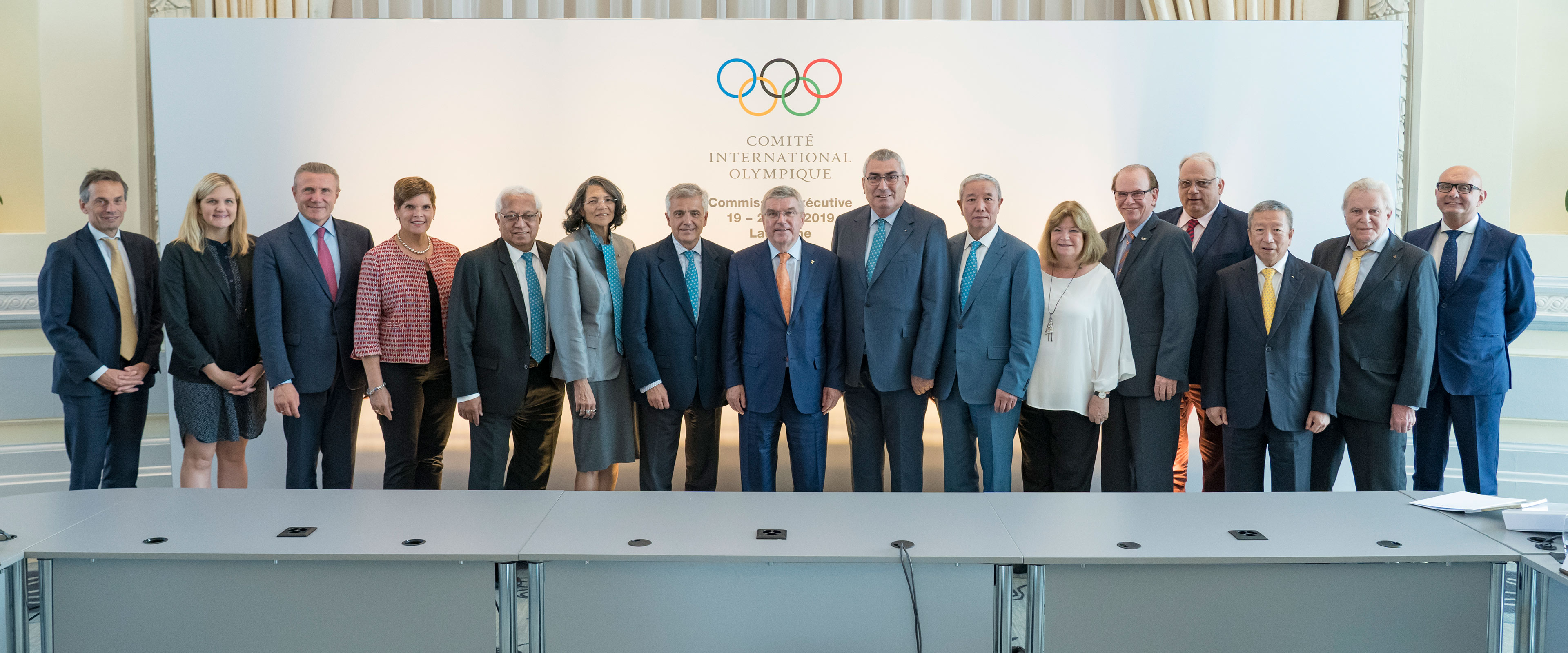 IOC Executive Board KreedOn