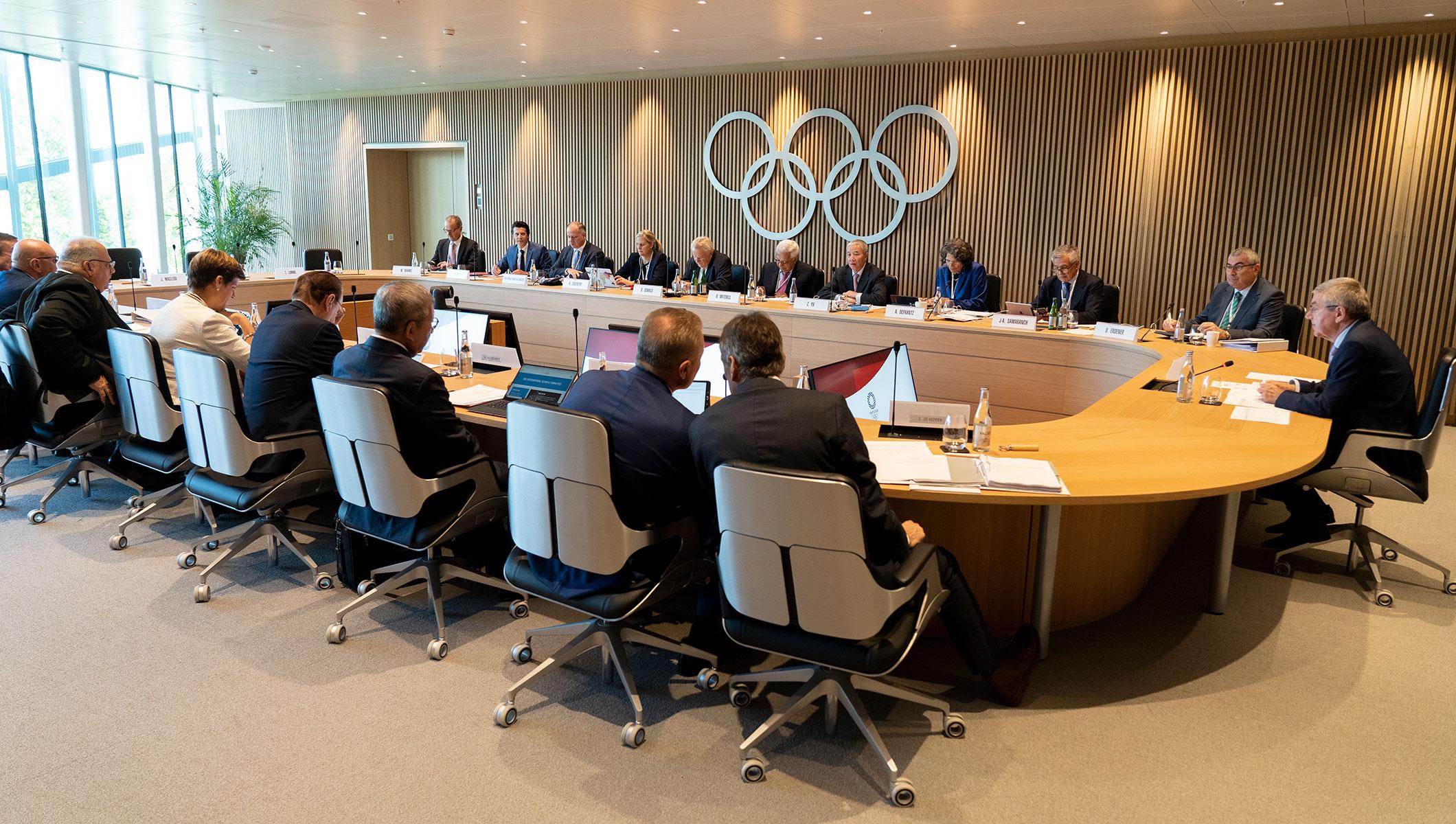 IOC Executive Board Lausanne