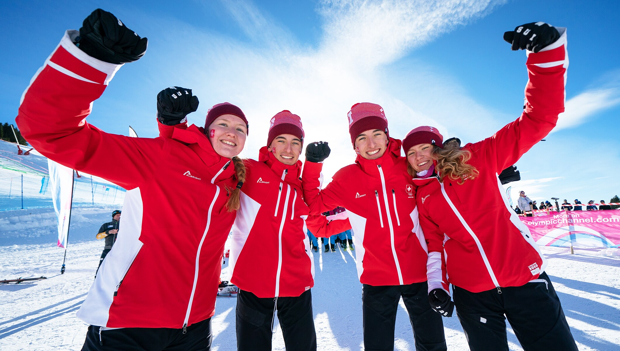 Ski Mountaineering Lausanne 2020