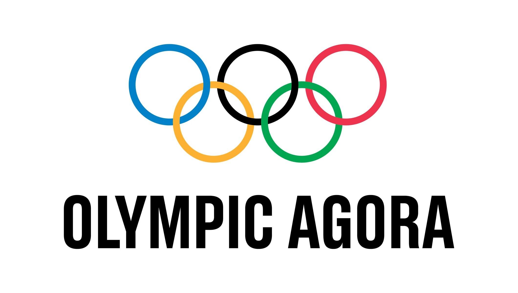 Olympic Agora logo