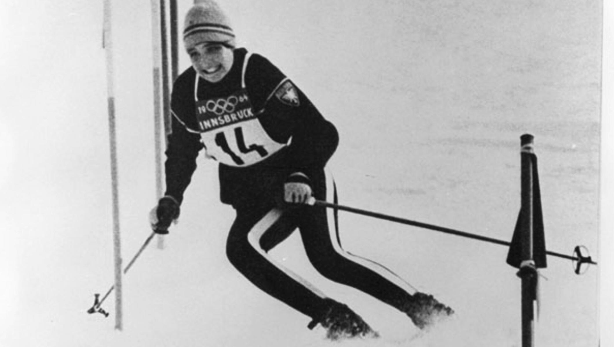 Goitschel sisters - Innsbruck 1964