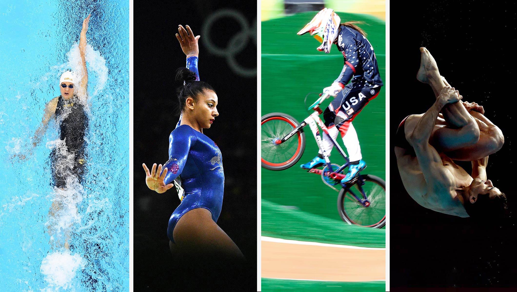 Tokyo 2020 athlete reactions