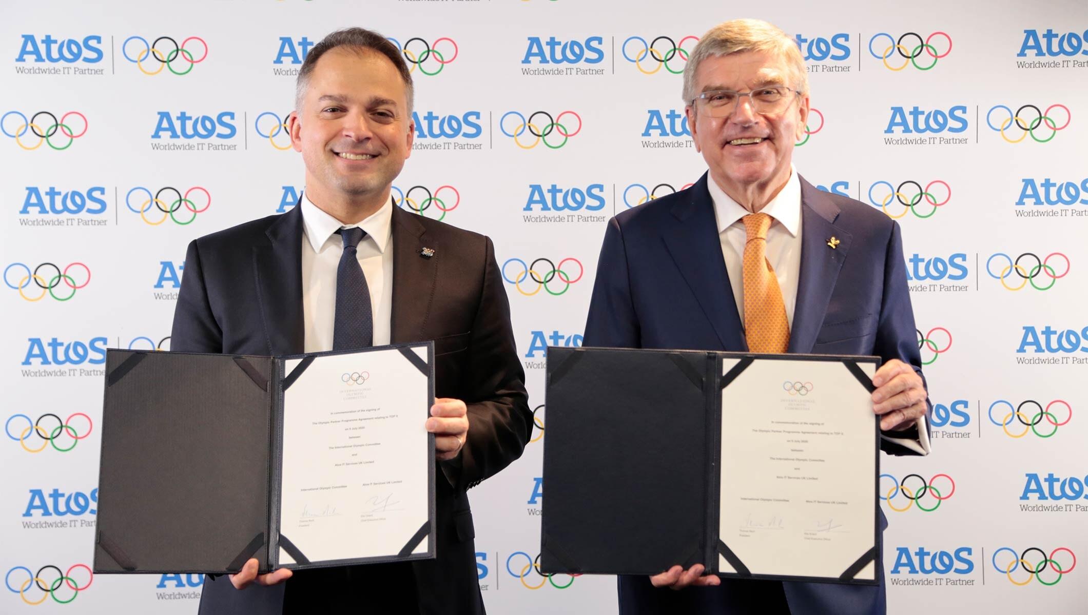 Atos and IOC