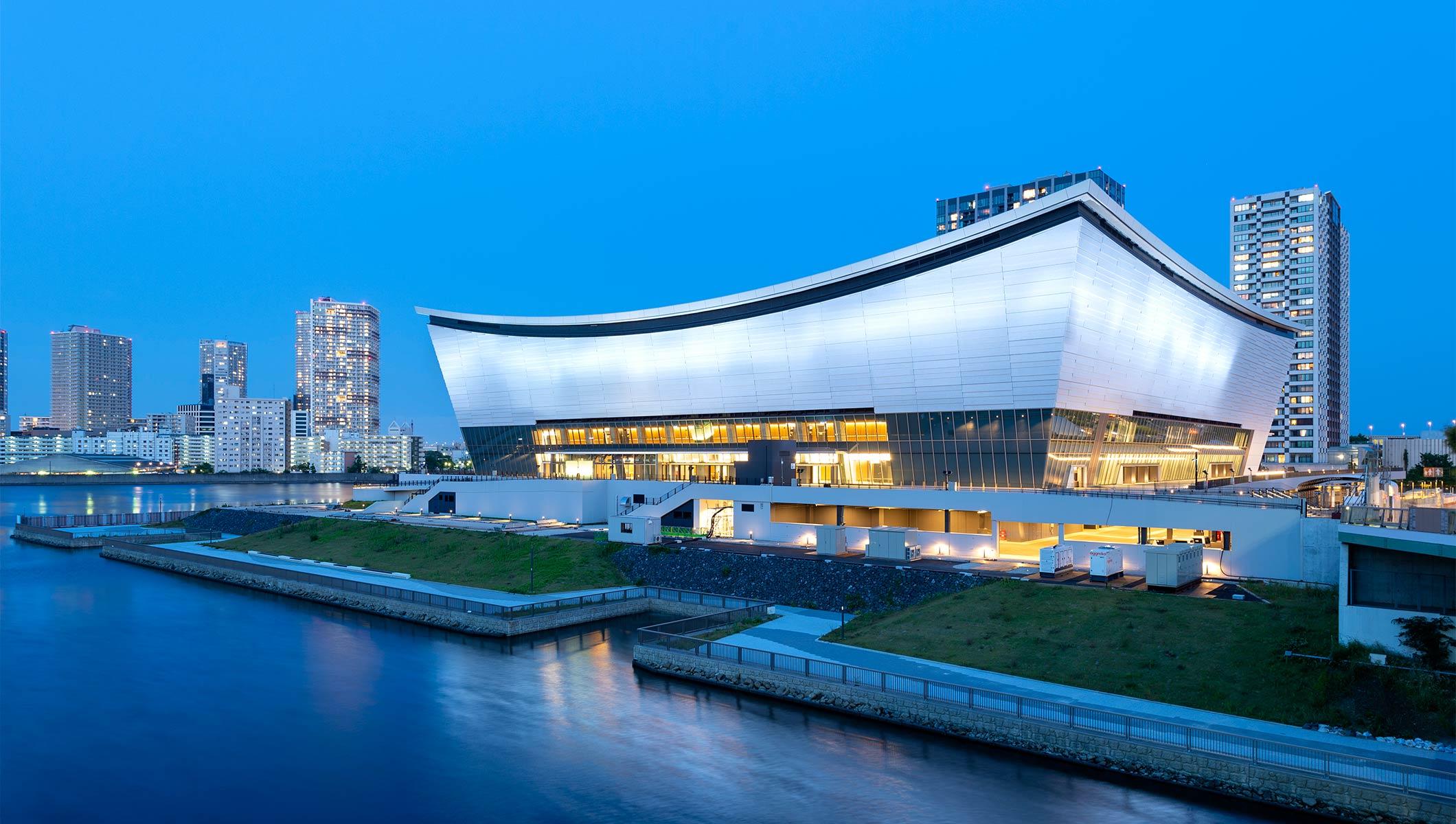 Tokyo 2020 - Ariake Arena