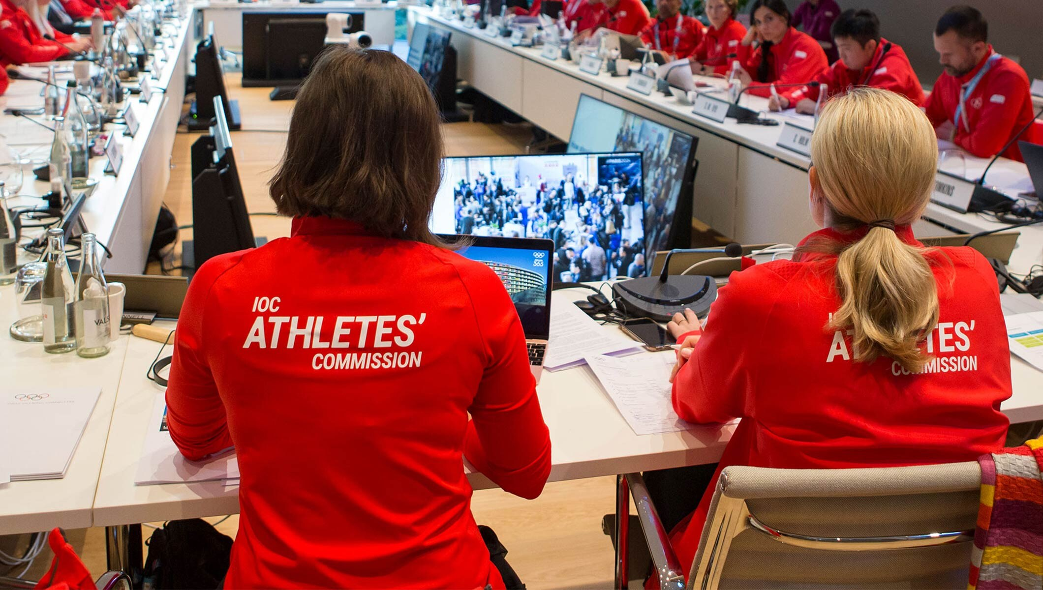 Athletes' Commission