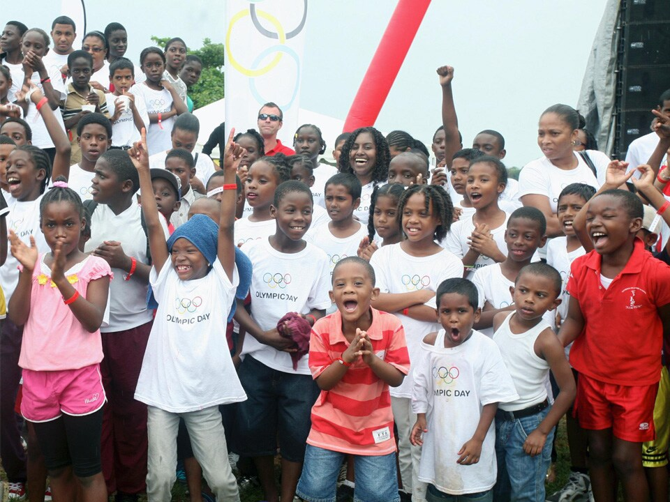 National Olympic Committee - Trinidad and Tobago