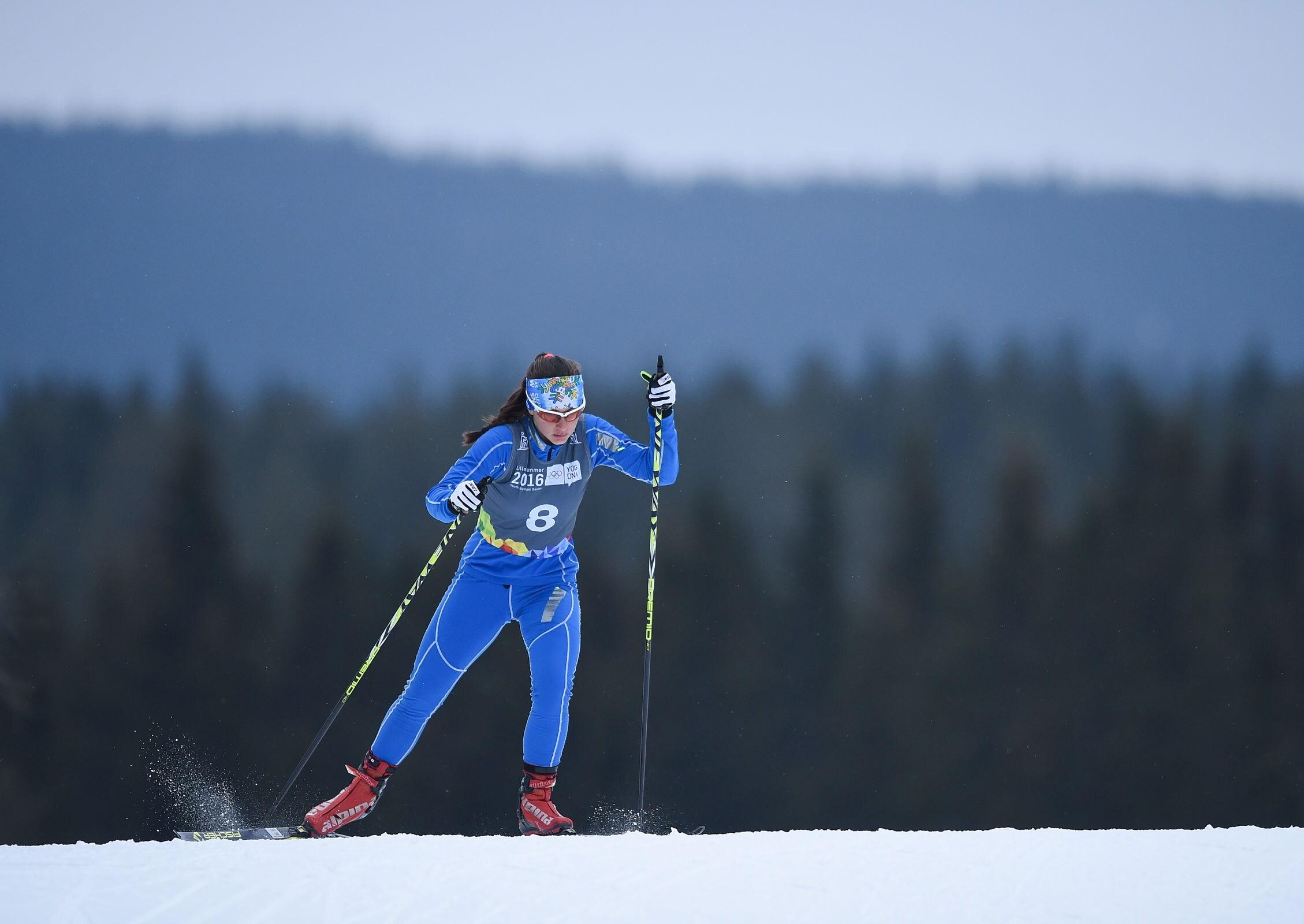 Cross-Country Skiing Ladies' 5km Free