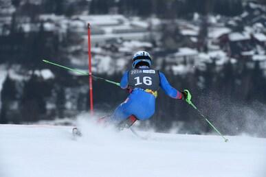Ski alpin - slalom hommes
