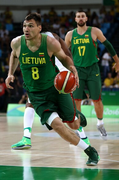 Men's Basketball - Preliminary Round - Group B