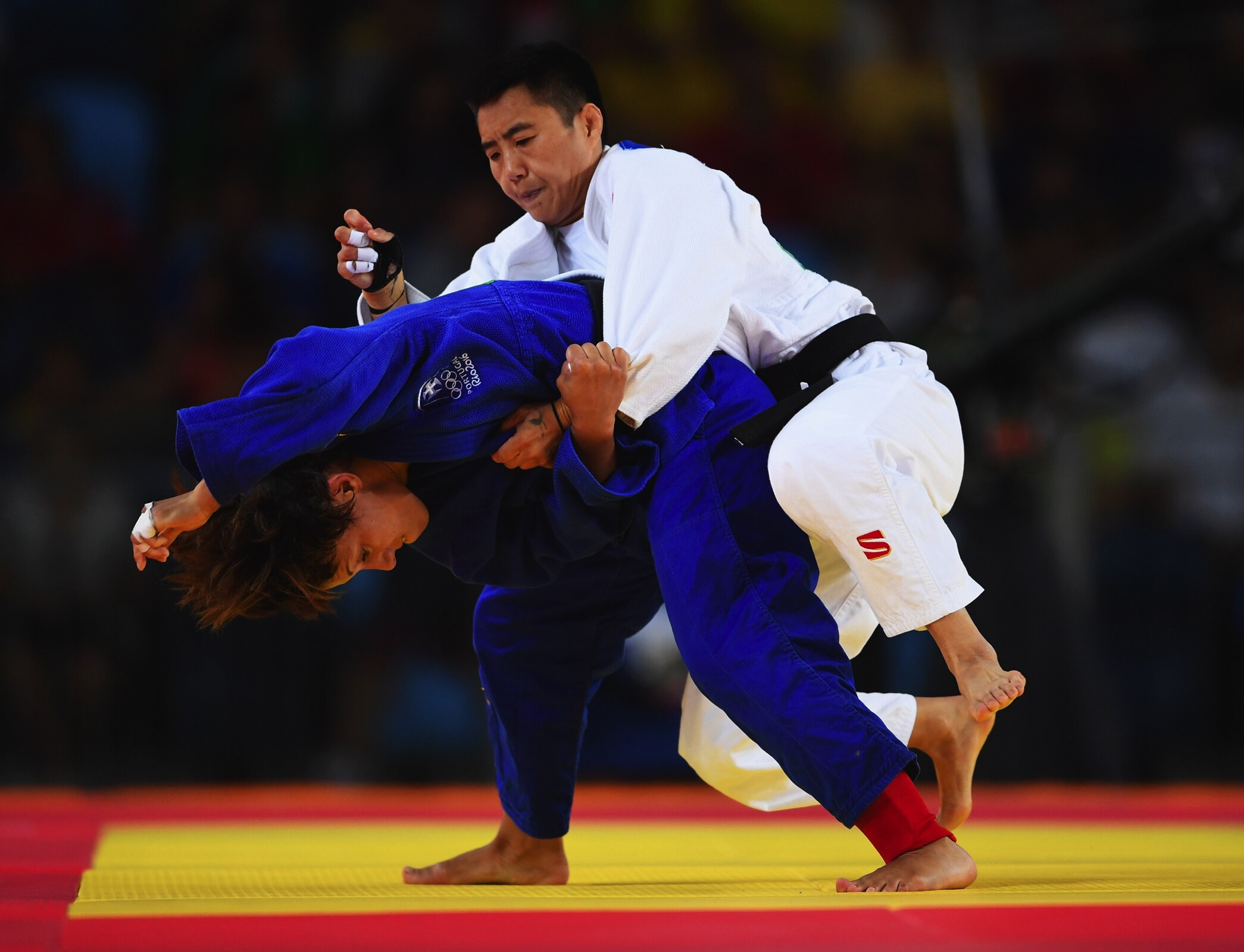 Judo - 52kg (Half-lightweight) Women