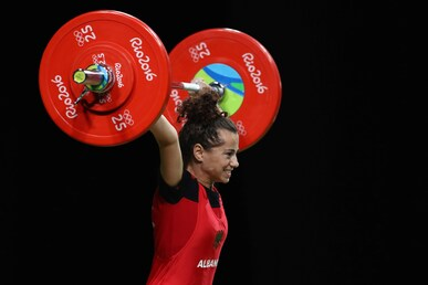 Weightlifting - Women's 53kg