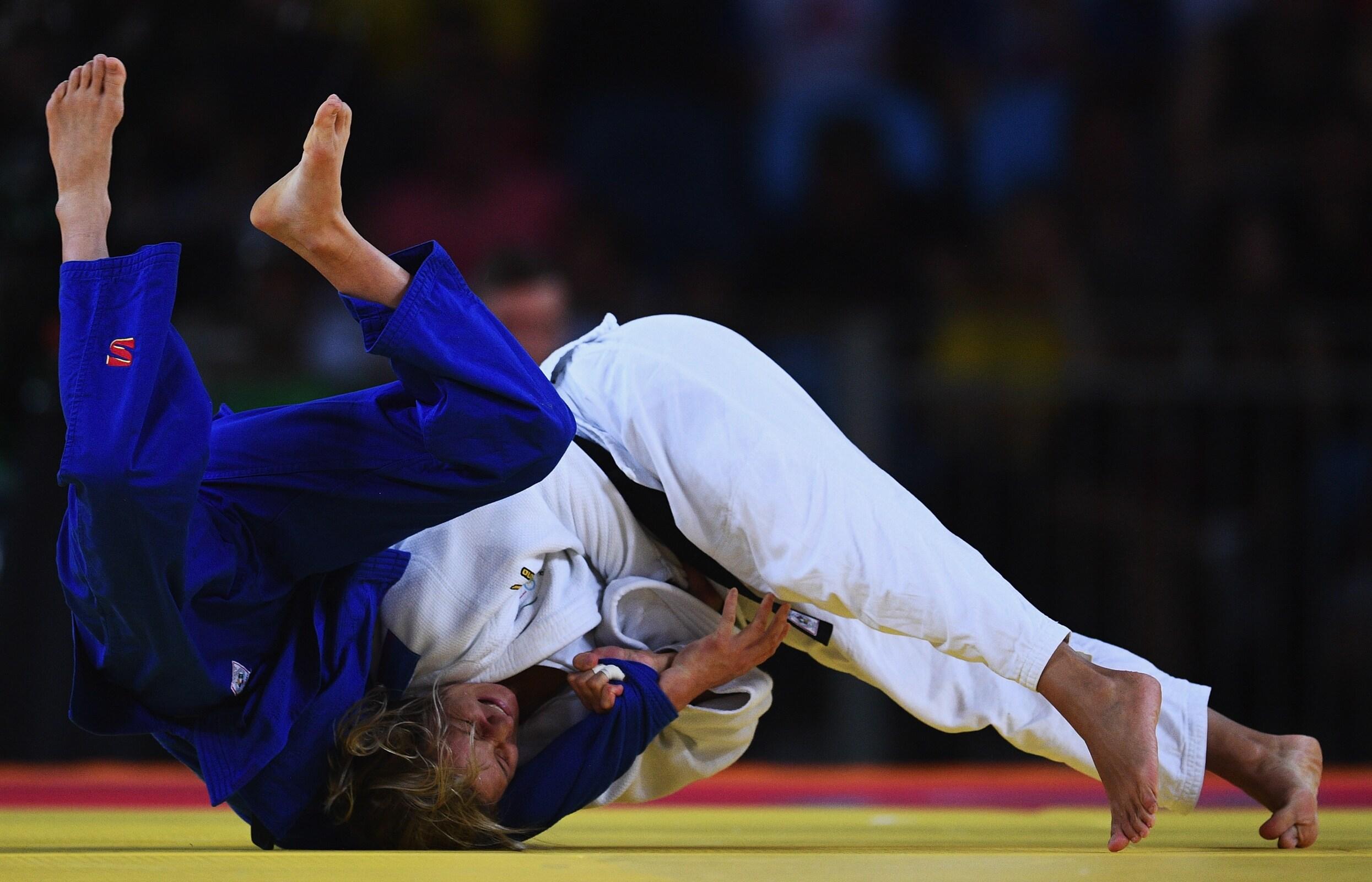 Judo - Women's 57kg