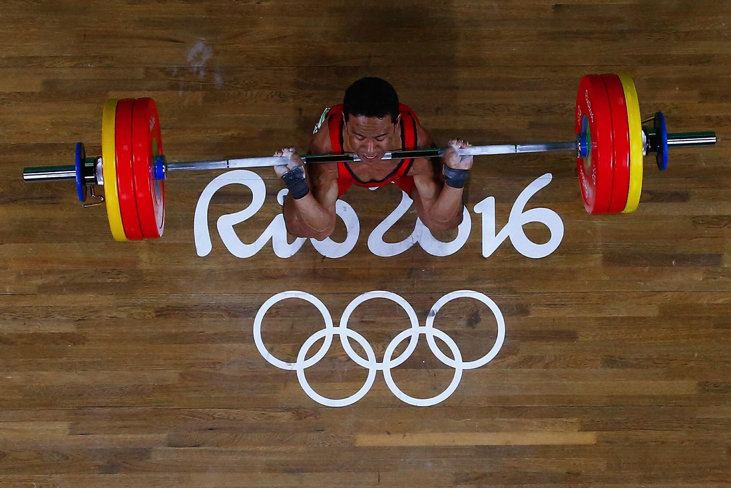 Weightlifting - Men's 62kg