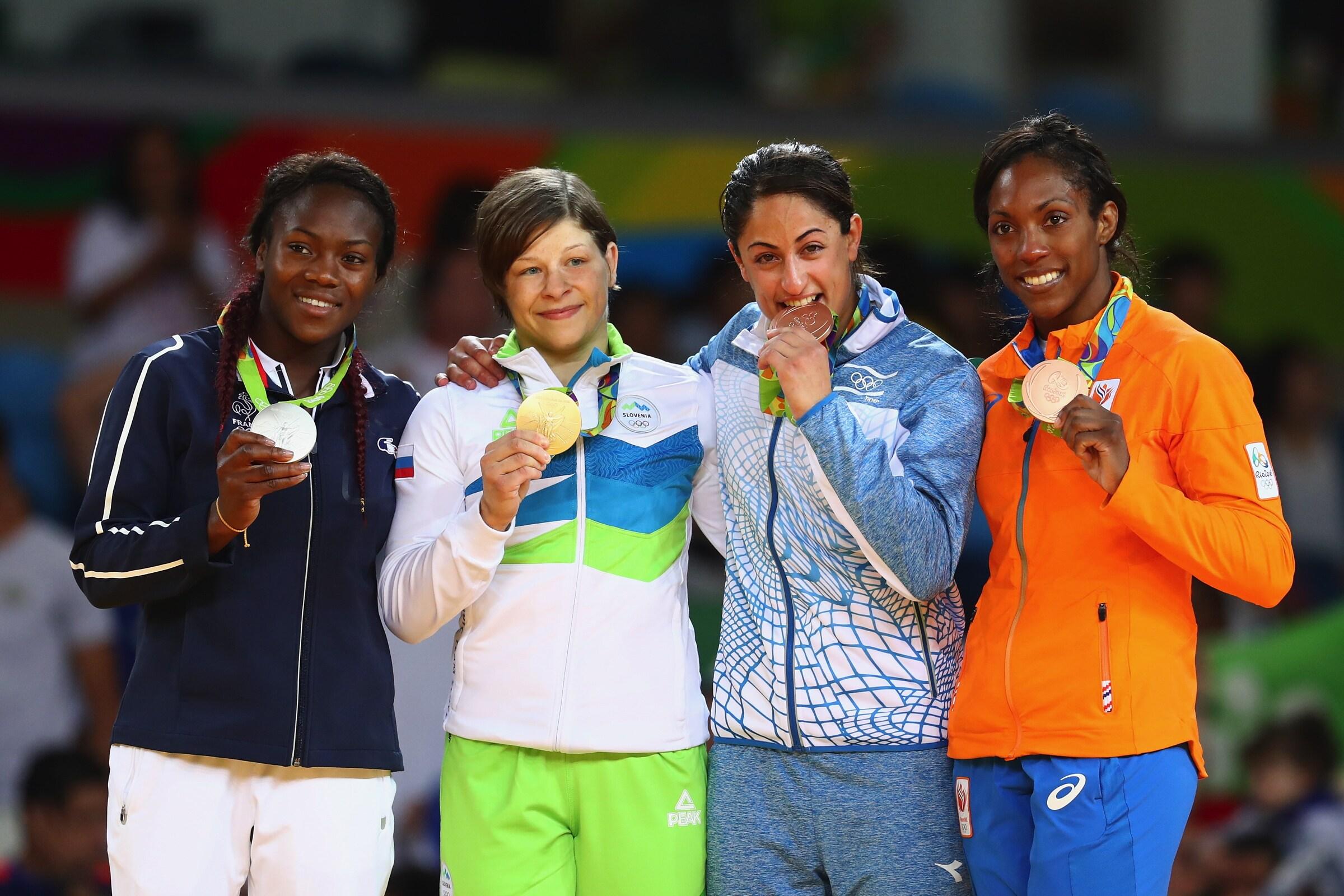 Judo Women's -63kg Final