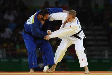 Judo - 90 - 100kg (half-heavyweight) Men
