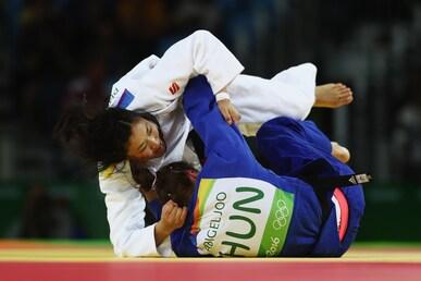 Judo - 70 - 78kg (half-heavyweight) Women