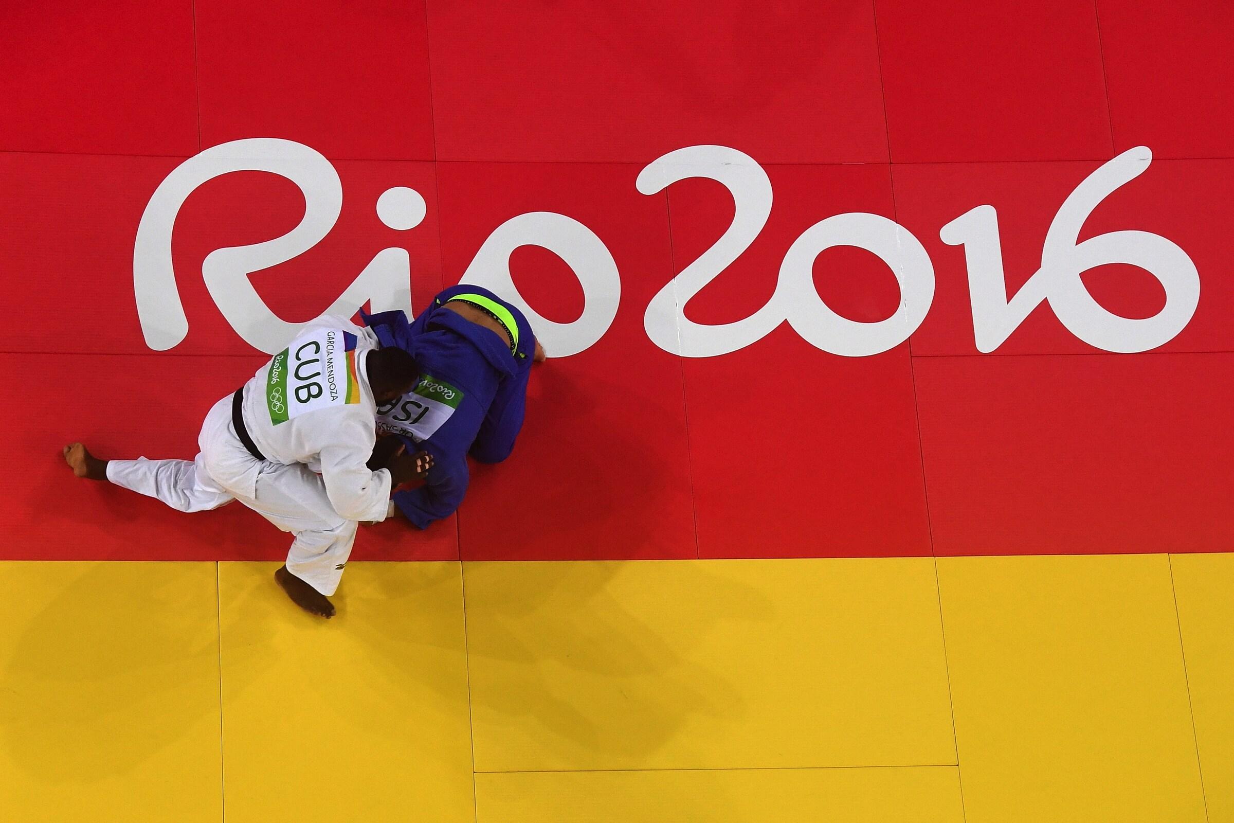 Judo - Men's +100kg